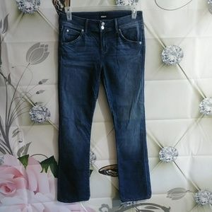 Hudson Beth Baby Boot Midrise jeans size 29